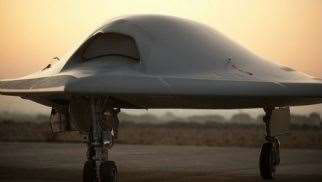 nEUROn the EU's drone, bigger and more powerful than the US's drone