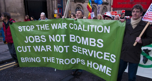 Stop war coalition